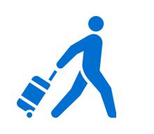 北立駐①はターミナルと直結していて便利