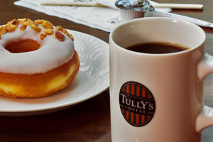 TULLY'S COFFEEl