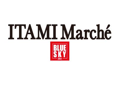 ITAMI Marché BLUE SKY